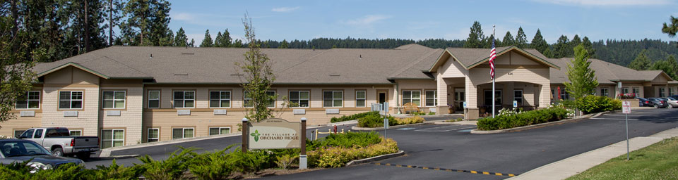 Assisted Living in North Idaho
